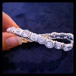 """Diamond"" bracelet"